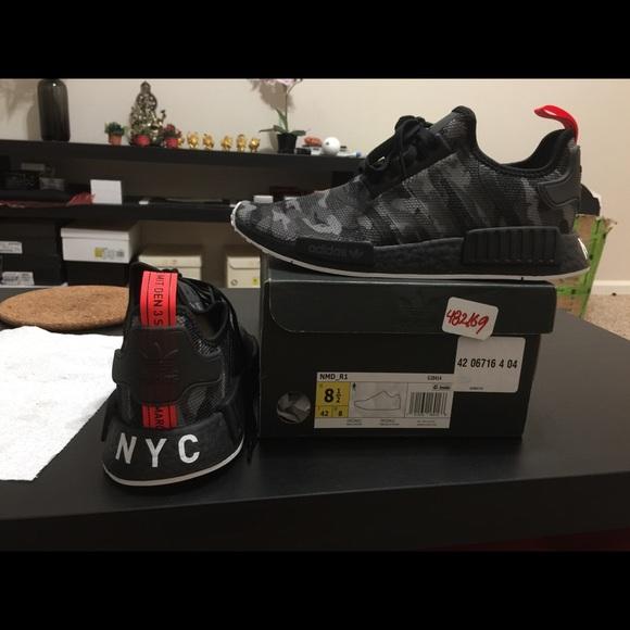 adidas Shoes   Nmd R Nyc   Poshmark